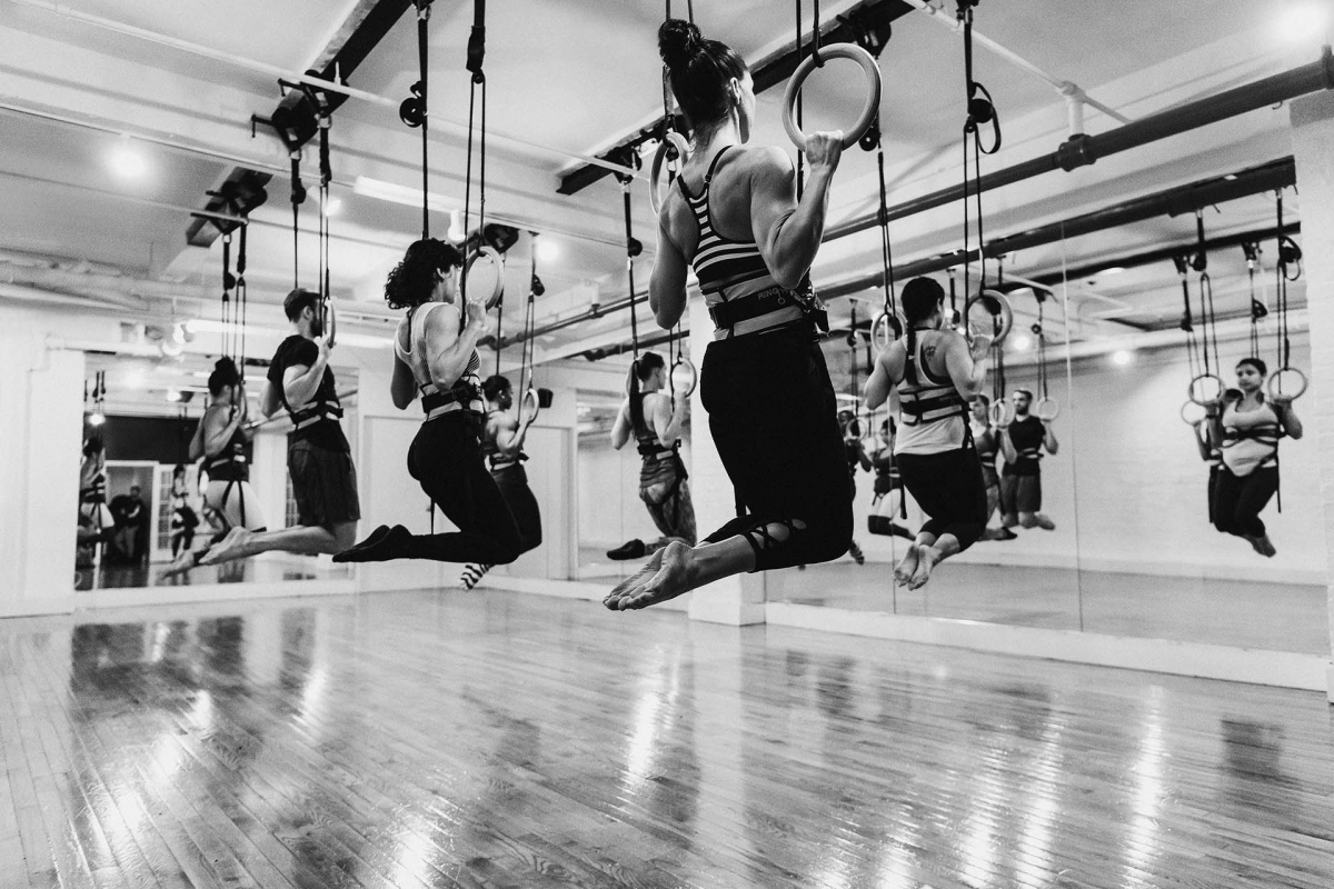 The Ring Thing - Studio Evolution Fitness